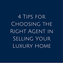 4 Tips For Choosing The Right Agent