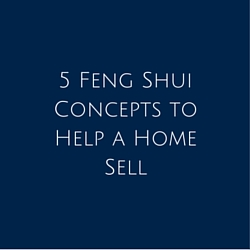 5 Feng Shui Concepts